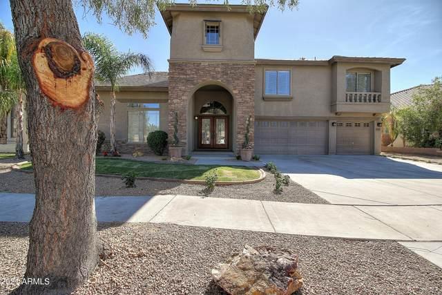 33817 N 23RD Drive, Phoenix, AZ 85085 (MLS #6305229) :: Elite Home Advisors