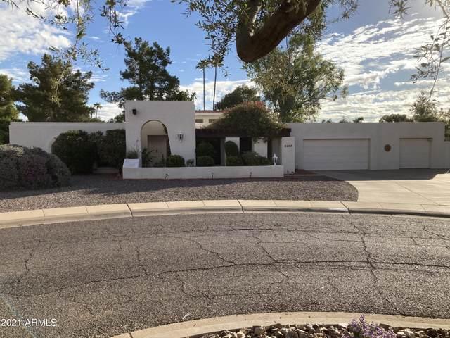 8307 N Via Rico, Scottsdale, AZ 85258 (MLS #6305235) :: Elite Home Advisors