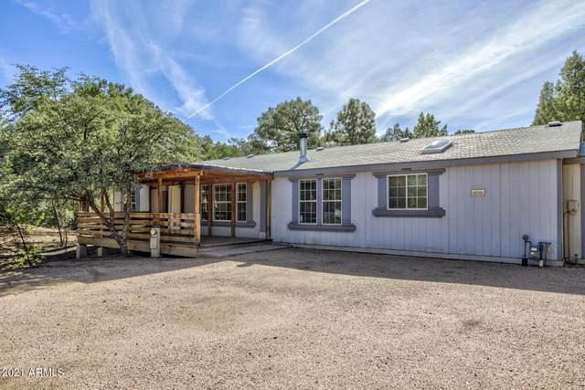 412 E Jura Circle, Payson, AZ 85541 (MLS #6305239) :: Elite Home Advisors