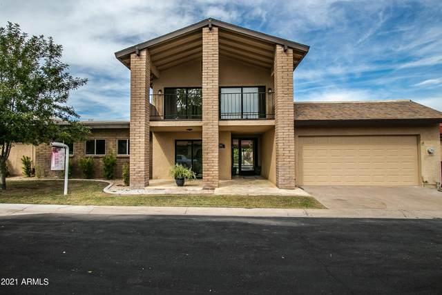 7838 E Plaza Avenue, Scottsdale, AZ 85250 (MLS #6305246) :: Elite Home Advisors