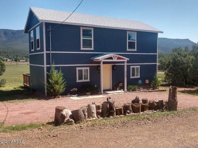 3763 N Anvil Road, Pine, AZ 85544 (MLS #6305247) :: TIBBS Realty