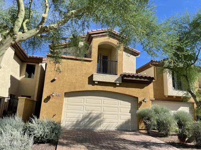 2925 N Sericin Road #103, Mesa, AZ 85215 (MLS #6305249) :: Yost Realty Group at RE/MAX Casa Grande