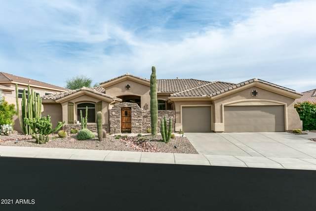42117 N Long Cove Way, Anthem, AZ 85086 (MLS #6305250) :: Elite Home Advisors