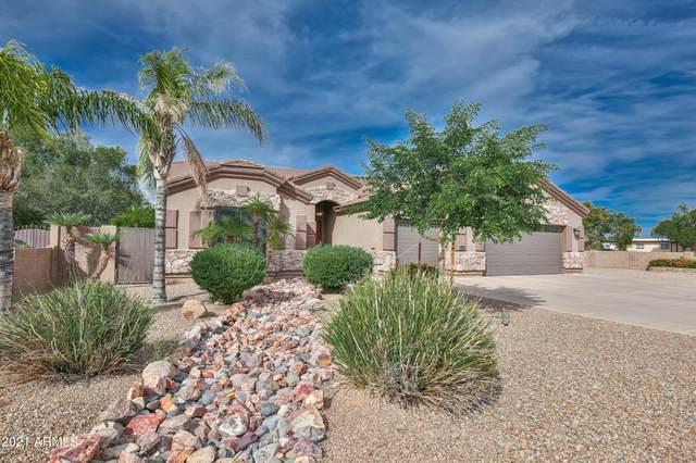 812 W Josam Circle, Coolidge, AZ 85128 (MLS #6305256) :: Dave Fernandez Team   HomeSmart