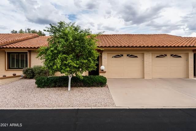 7755 E Laguna Azul Avenue #244, Mesa, AZ 85209 (MLS #6305258) :: Yost Realty Group at RE/MAX Casa Grande