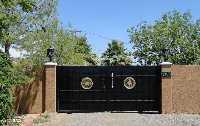 1736 E Frye Road, Chandler, AZ 85225 (MLS #6305265) :: The Daniel Montez Real Estate Group