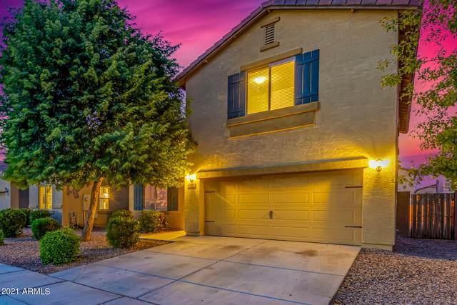 41220 W Barcelona Drive, Maricopa, AZ 85138 (MLS #6305279) :: Elite Home Advisors