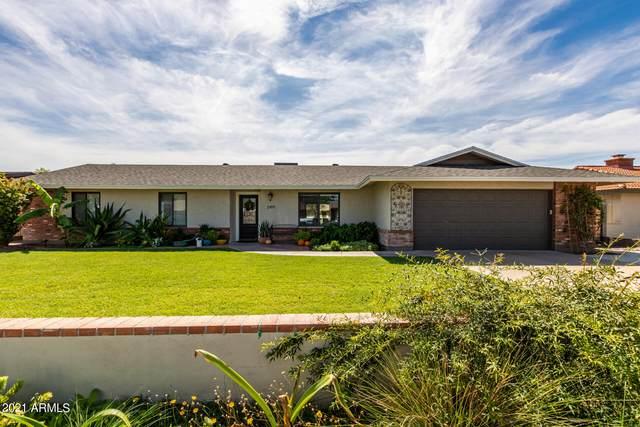 2419 E Jensen Street, Mesa, AZ 85213 (MLS #6305288) :: The Garcia Group