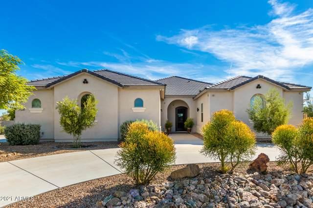 7531 S 165TH Place, Queen Creek, AZ 85142 (MLS #6305300) :: Klaus Team Real Estate Solutions