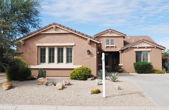 939 W Mountain Peak Way, San Tan Valley, AZ 85143 (MLS #6305332) :: RE/MAX Desert Showcase