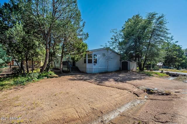 1309 N Easy Street, Payson, AZ 85541 (MLS #6305336) :: Elite Home Advisors