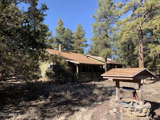5 County Road 2017 Road, Nutrioso, AZ 85932 (MLS #6305354) :: Elite Home Advisors
