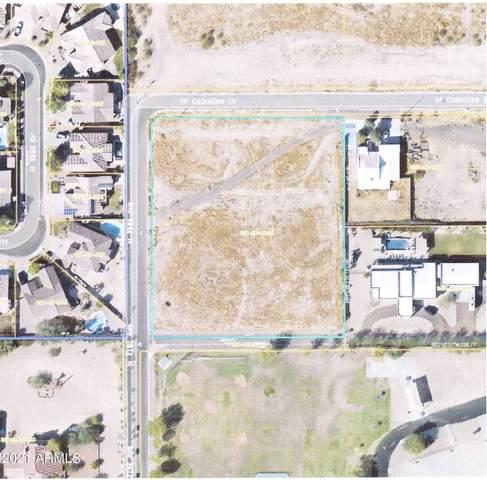 25101 N 71st Avenue, Peoria, AZ 85383 (MLS #6305362) :: RE/MAX Desert Showcase