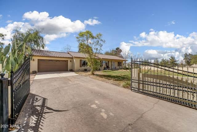1506 N 305TH Avenue, Buckeye, AZ 85396 (MLS #6305363) :: Yost Realty Group at RE/MAX Casa Grande