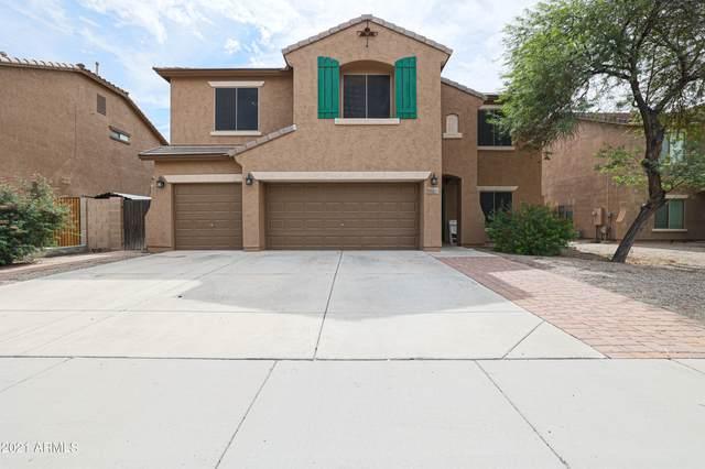 11867 W Sherman Street, Avondale, AZ 85323 (MLS #6305378) :: Yost Realty Group at RE/MAX Casa Grande