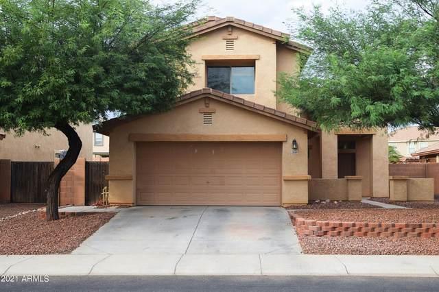 25634 W St Catherine Avenue, Buckeye, AZ 85326 (MLS #6305380) :: Fred Delgado Real Estate Group