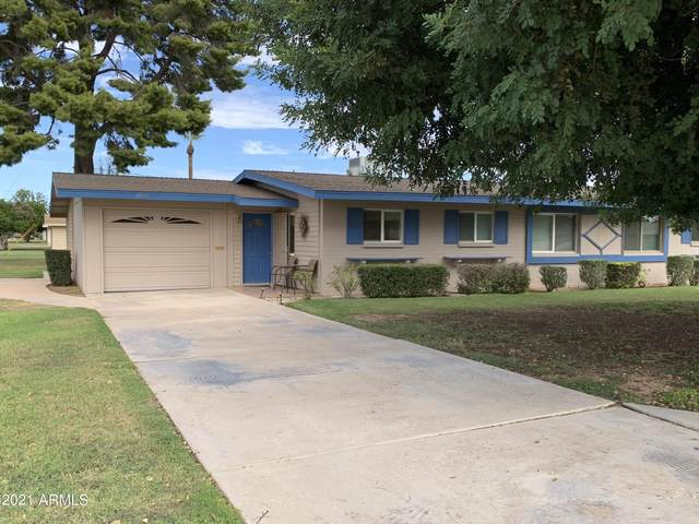 11032 W Peoria Avenue, Sun City, AZ 85351 (MLS #6305398) :: The Daniel Montez Real Estate Group