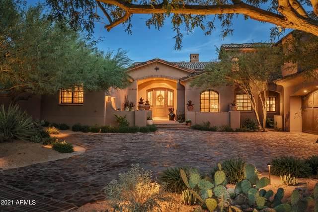 9290 E Thompson Peak Parkway #443, Scottsdale, AZ 85255 (MLS #6305401) :: Team Faber