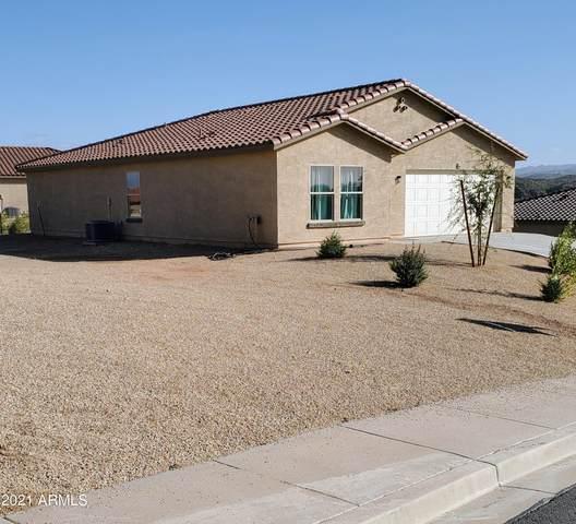 80 W Cottonwood Lane, Wickenburg, AZ 85390 (MLS #6305452) :: The Luna Team