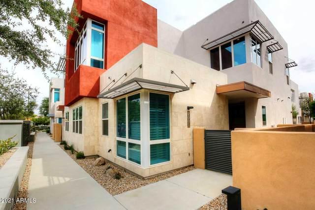 9001 E San Victor Drive #2001, Scottsdale, AZ 85258 (MLS #6305463) :: The Helping Hands Team