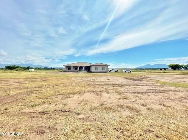 10211 S Bailando Rio, Hereford, AZ 85615 (MLS #6305475) :: The Property Partners at eXp Realty