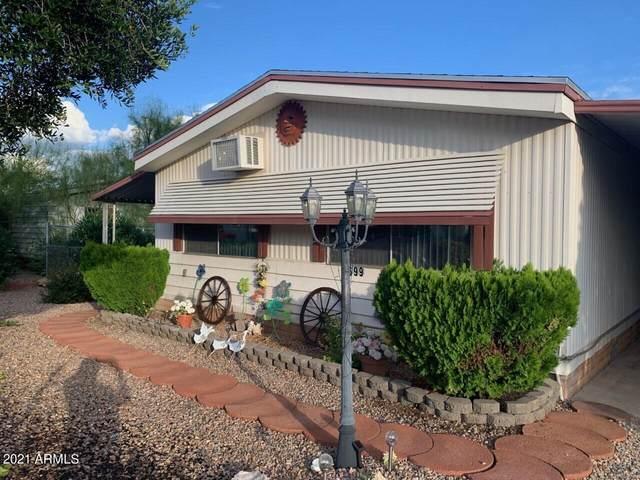 3699 S Inca Dove Place, Sierra Vista, AZ 85650 (MLS #6305478) :: Yost Realty Group at RE/MAX Casa Grande