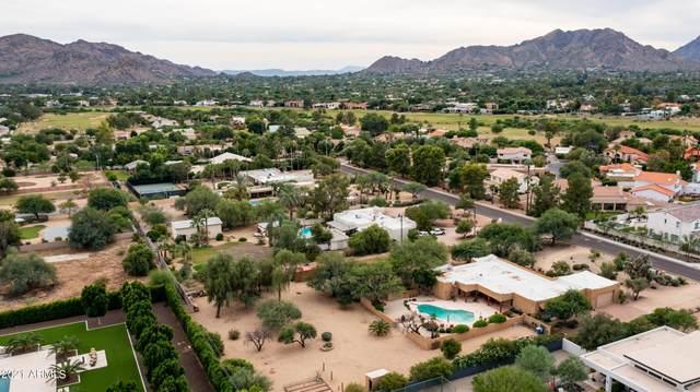 10201 N 56TH Street, Paradise Valley, AZ 85253 (MLS #6305482) :: The Luna Team