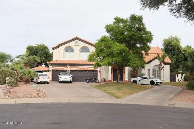 4801 N Litchfield Knoll, Litchfield Park, AZ 85340 (MLS #6305489) :: Elite Home Advisors