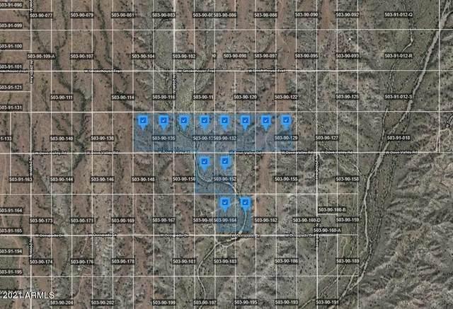 000 W Dove Valley, Wittmann, AZ 85361 (MLS #6305521) :: The Copa Team | The Maricopa Real Estate Company