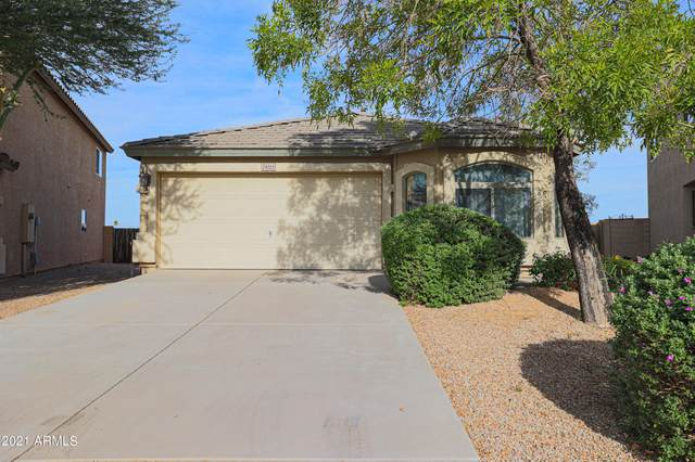 29203 N Pyrite Lane, Queen Creek, AZ 85143 (MLS #6305529) :: Conway Real Estate