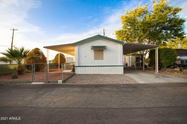 105 N Delaware Drive #48, Apache Junction, AZ 85120 (MLS #6305539) :: Klaus Team Real Estate Solutions
