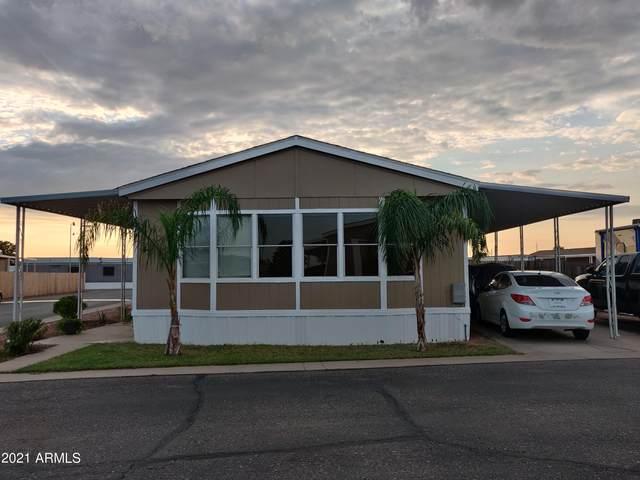 8427 W Glendale Avenue #47, Glendale, AZ 85305 (MLS #6305547) :: Elite Home Advisors