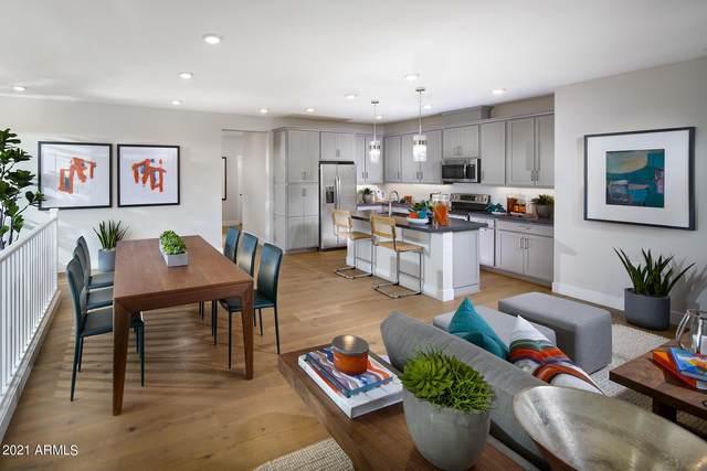 746 E Doral Avenue #202, Gilbert, AZ 85297 (MLS #6305555) :: The Copa Team | The Maricopa Real Estate Company