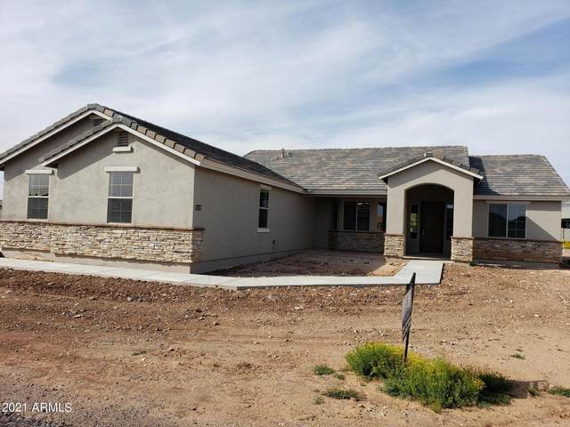 2299 W Adobe Dam Drive, Queen Creek, AZ 85142 (MLS #6305565) :: Elite Home Advisors
