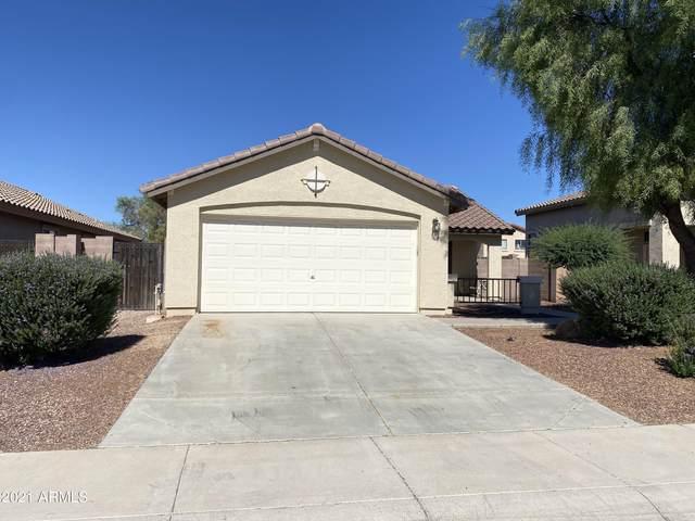 25756 W St Kateri Drive, Buckeye, AZ 85326 (MLS #6305568) :: Fred Delgado Real Estate Group