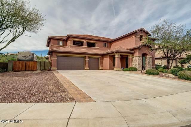 43508 N 48TH Drive, New River, AZ 85087 (MLS #6305572) :: Elite Home Advisors