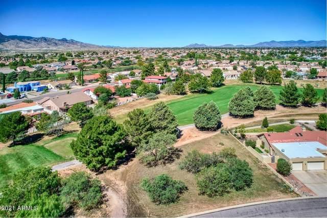 2922 S Palmer Drive, Sierra Vista, AZ 85650 (MLS #6305574) :: The Daniel Montez Real Estate Group