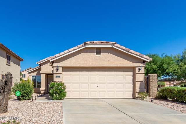 22816 W Solano Drive, Buckeye, AZ 85326 (#6305578) :: AZ Power Team