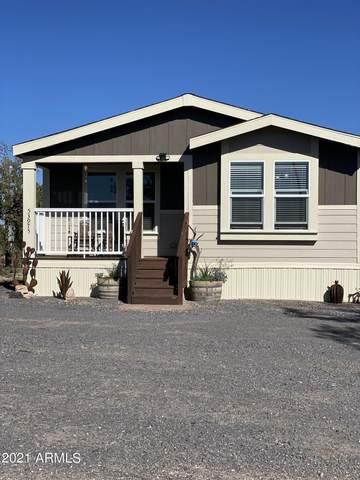 53975 N Shadow Lane, Seligman, AZ 86337 (MLS #6305586) :: Elite Home Advisors