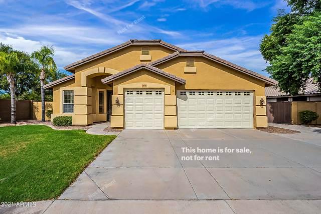 2878 E Teakwood Place, Chandler, AZ 85249 (MLS #6305588) :: Klaus Team Real Estate Solutions