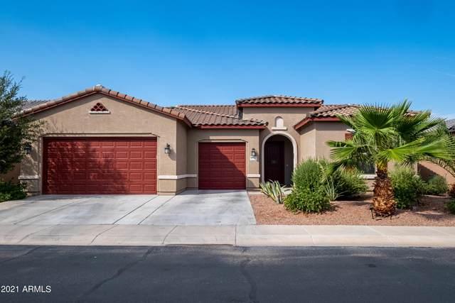 41701 W Solstice Court, Maricopa, AZ 85138 (MLS #6305590) :: The Garcia Group