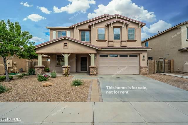 43688 W Knauss Drive, Maricopa, AZ 85138 (MLS #6305600) :: The Garcia Group