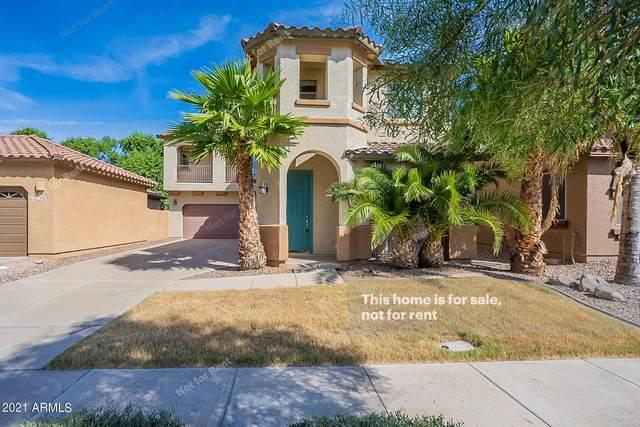 3802 E Chickadee Road, Gilbert, AZ 85297 (MLS #6305602) :: The Garcia Group