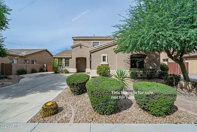 4708 E County Down Drive, Chandler, AZ 85249 (MLS #6305606) :: The Daniel Montez Real Estate Group