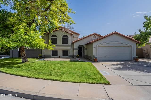 451 S 26TH Circle, Mesa, AZ 85204 (MLS #6305649) :: The Laughton Team