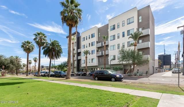 1130 N 2nd Street #305, Phoenix, AZ 85004 (MLS #6305666) :: Elite Home Advisors