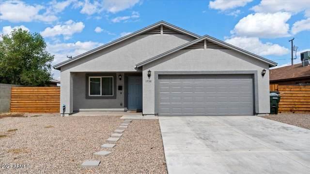 1738 W Maricopa Street, Phoenix, AZ 85007 (MLS #6305686) :: The Copa Team | The Maricopa Real Estate Company