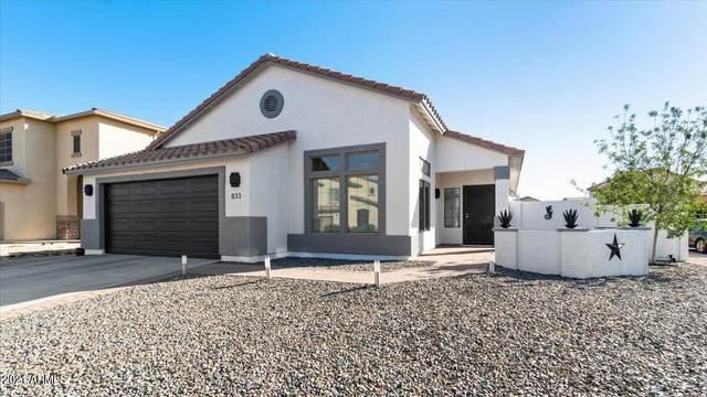 833 W Vineyard Plains Drive, San Tan Valley, AZ 85143 (MLS #6305687) :: Devor Real Estate Associates