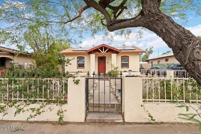 1324 E Moreland Street, Phoenix, AZ 85006 (MLS #6305688) :: The Helping Hands Team