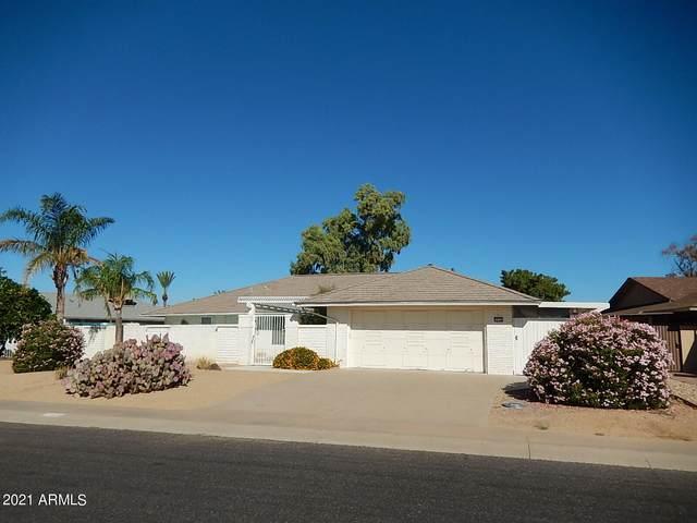 9326 W Country Club Drive, Sun City, AZ 85373 (MLS #6305692) :: Elite Home Advisors